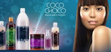 Кератиновое выпрямление и восстановление волос COCO CHOCO