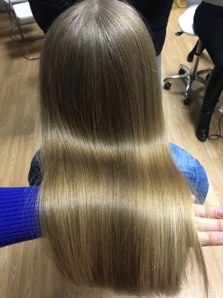Тотальная реконструкция волос Remedy